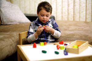 autismo y vision