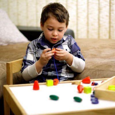 Autismo y visión