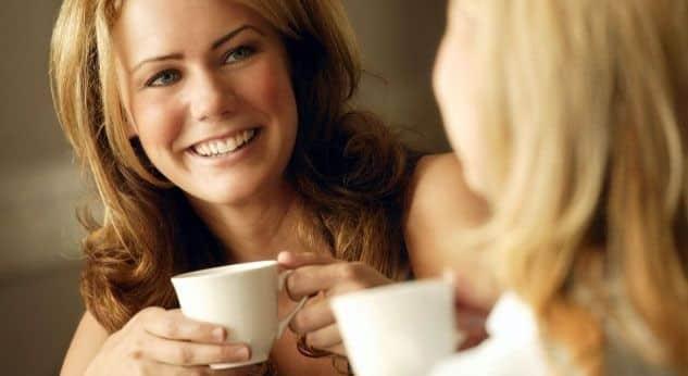 café y la vista