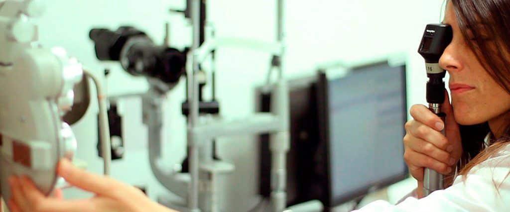 como parar a presbiopia ou fadiga ocular