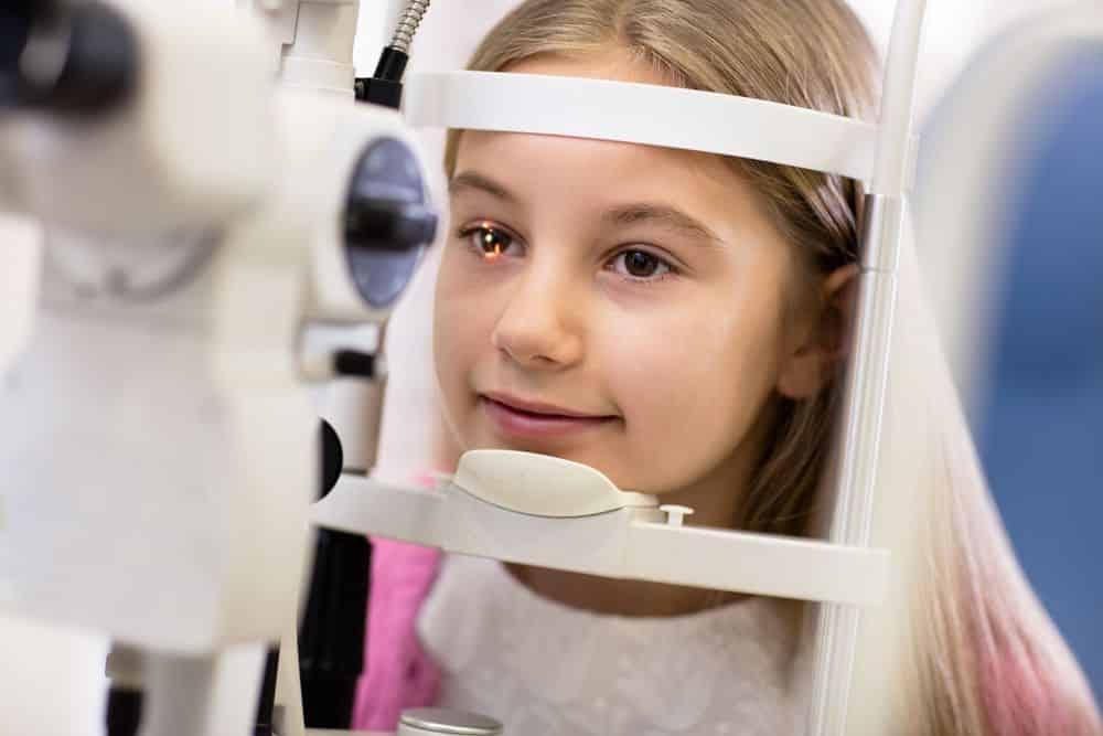 lentes de contacto niños para la miopia