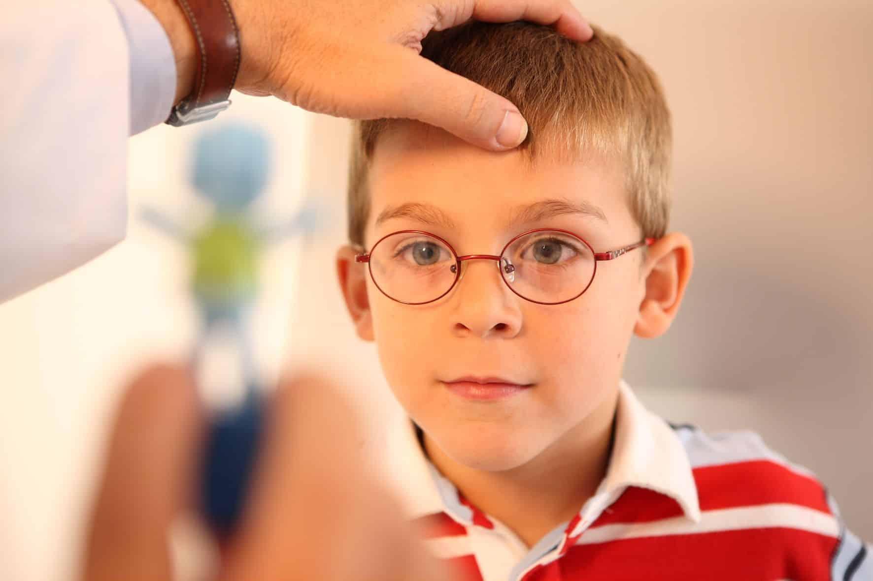 ojo vago o ambliopía
