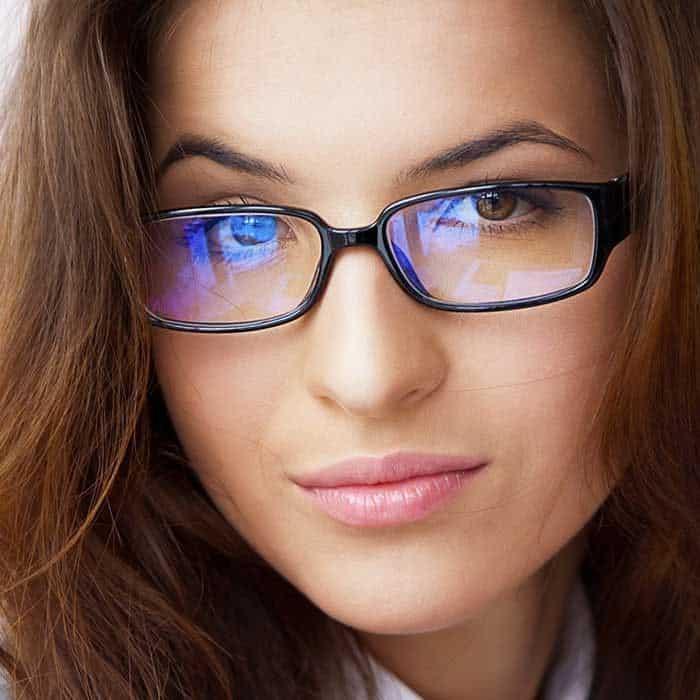 lentes filtro luz azul