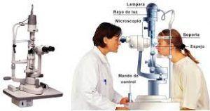 Exploración oftalmológica9