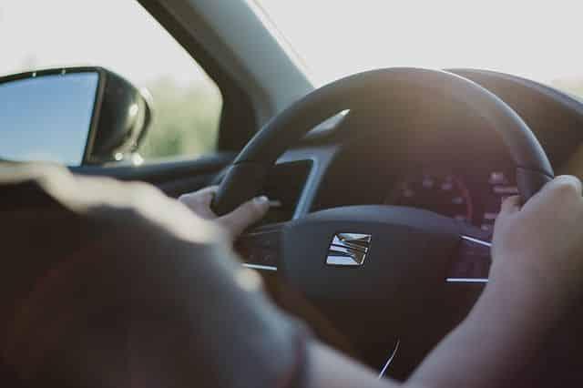 Vista conducir