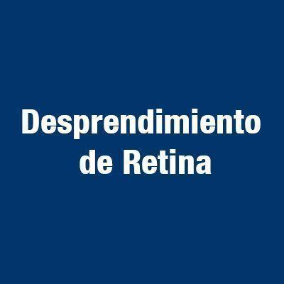 Desprendimiento de retina barcelona
