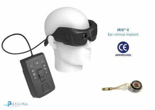 tecnología punta para enfermedades de la retina