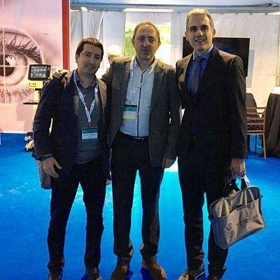 Área Oftalmológica Avanzada habla de los últimos avances tecnológicos en el congreso del sector en FacoElche 2017