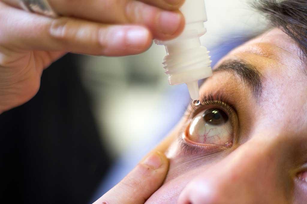 Medicamentos que afectan a la vista