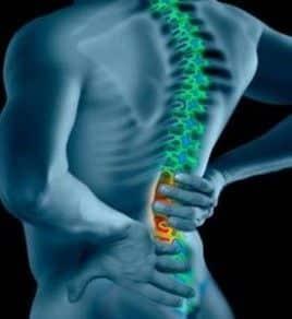 Inflamación y dolor en columna lumbosacra en la Espondiloartropatias seronegativas