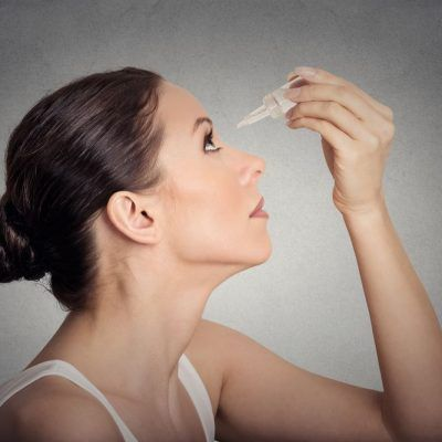 Curar el ojo seco