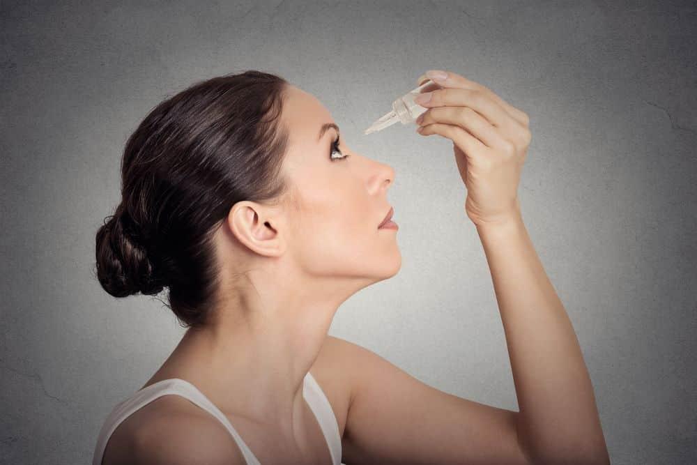 Cómo curar el síndrome del ojo seco
