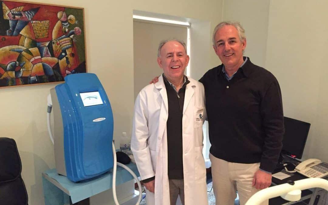 Prof. José Salgado lidera Thermaeye en Portugal