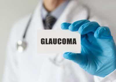 operación de glaucoma