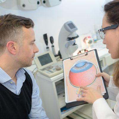 Cómo es el postoperatorio de la operación de glaucoma