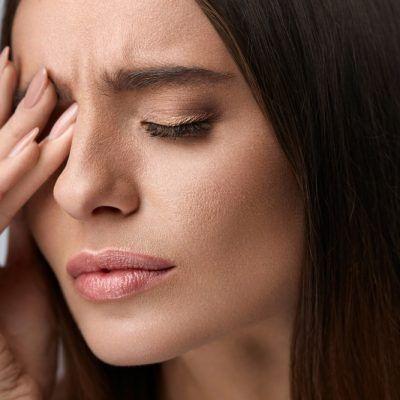 Temblor en el ojo: causas y cómo se quita