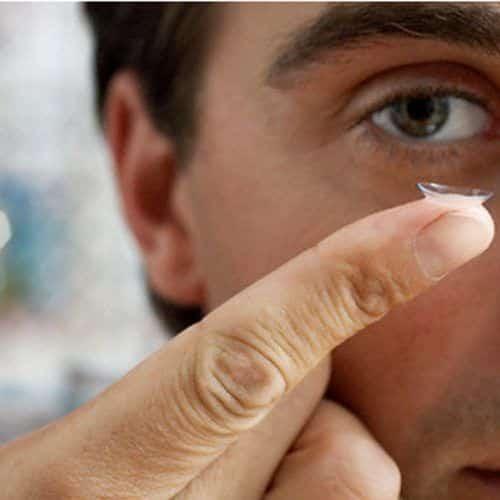 Adaptação de lentes de contato multifocais