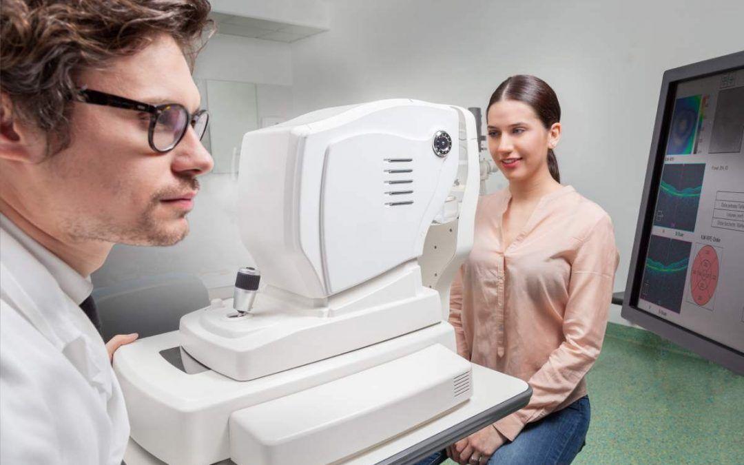 OCT – Tomografía de Coherencia Óptica