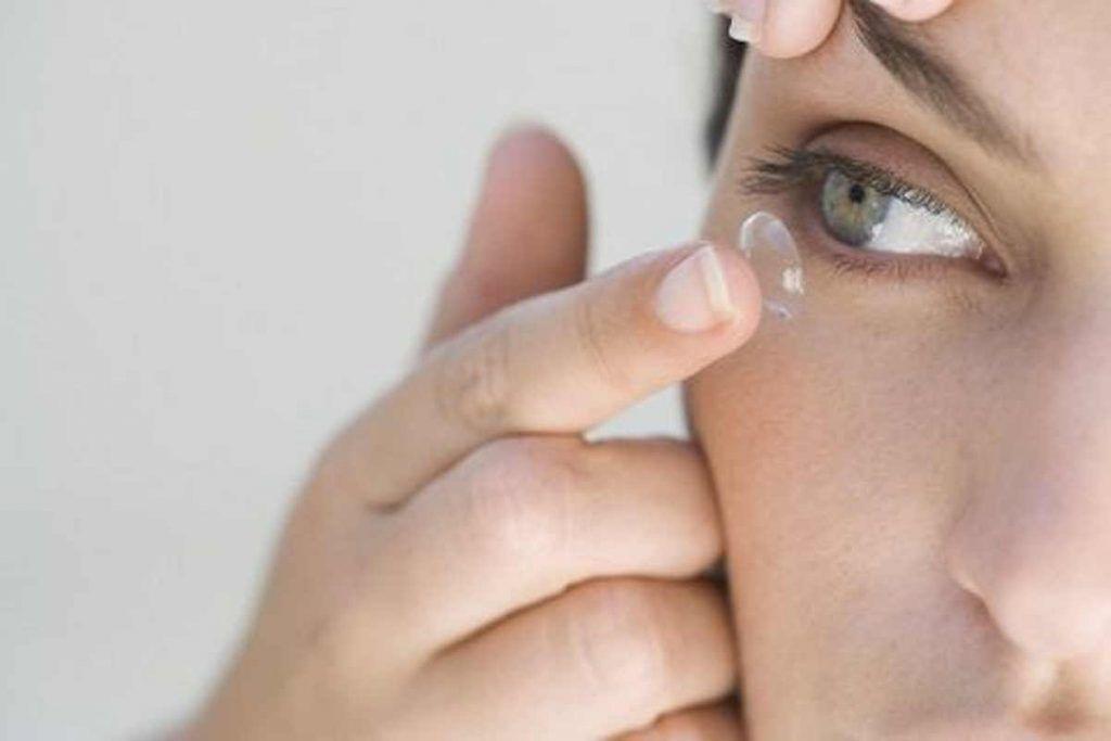 adaptación de lentes de contacto lentillas