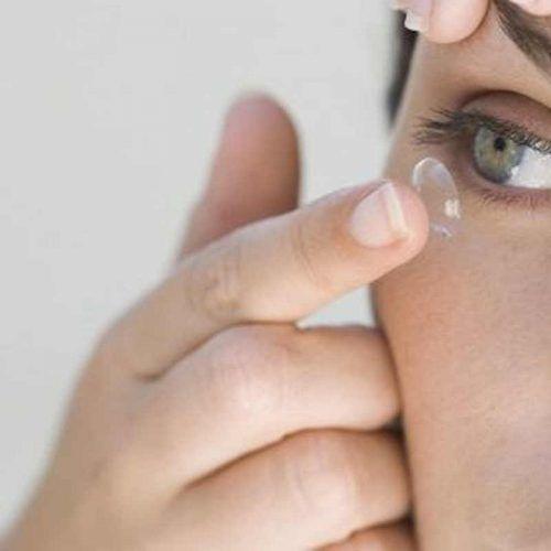 Adaptación de lentes de contacto o lentillas