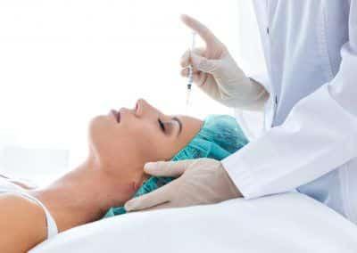 colageno y botox