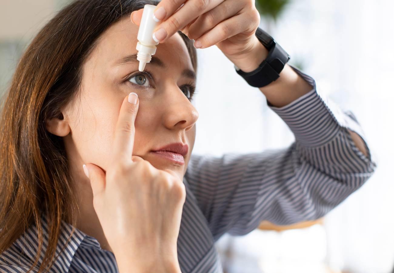 tratar conjuntivitis alergica