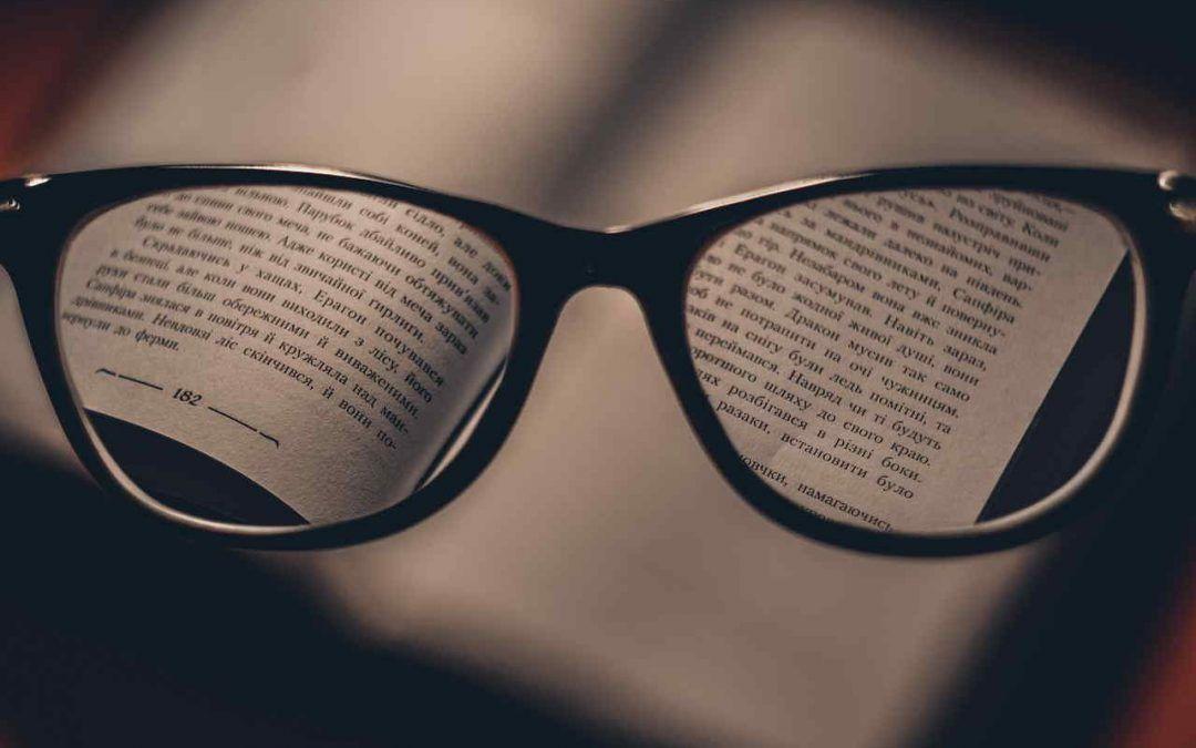 Gafas. Guía para una correcta elección