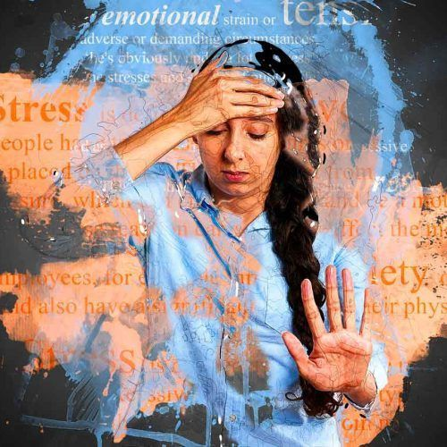 Estrés y alimentación