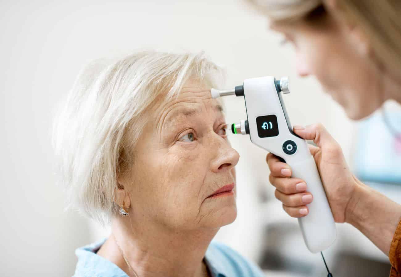 glaucoma secundario
