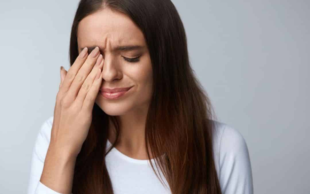 Golpe en el ojo: qué hacer, complicaciones y prevención