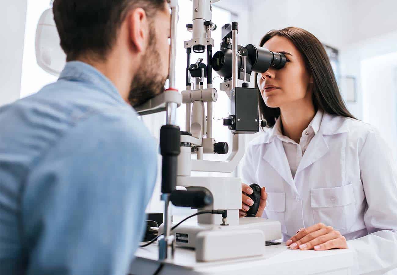 infarto ocular recuperacion