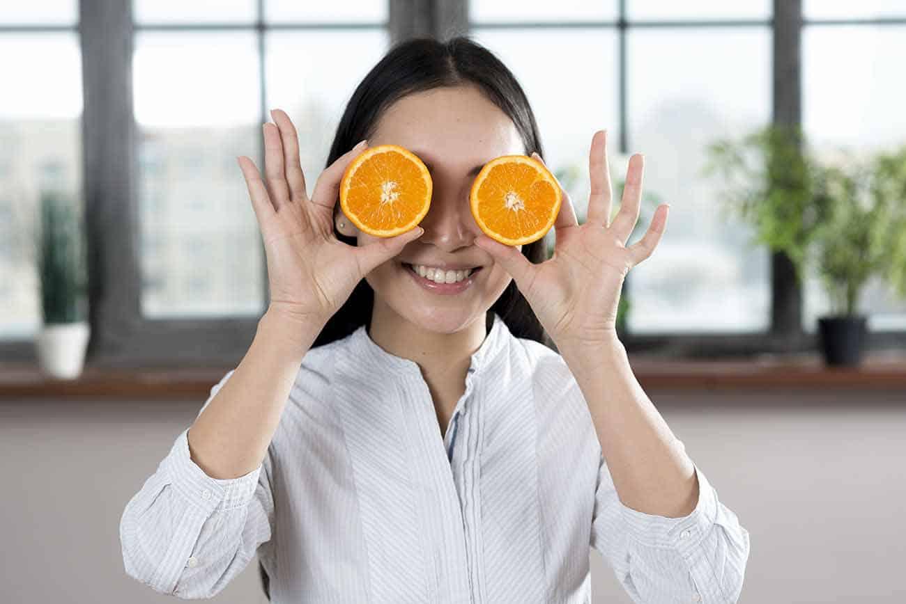 Nutrición y salud visual