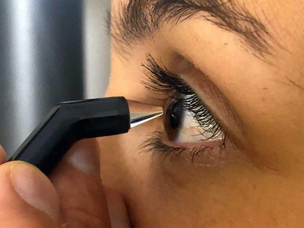 paquimetria corneal