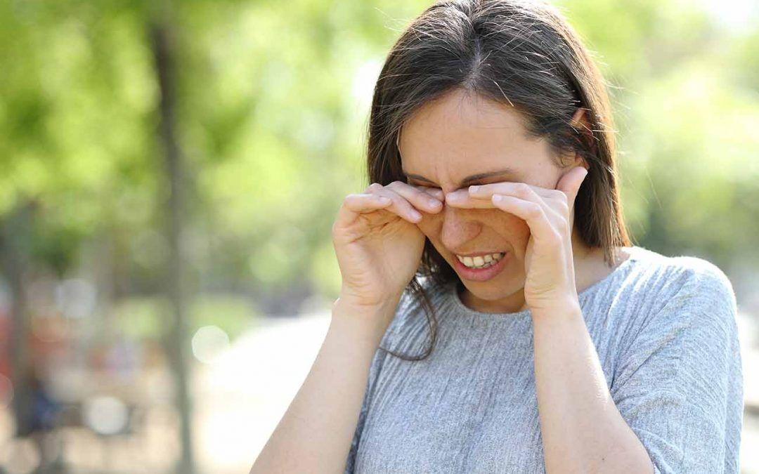 Picor de ojos: qué es, causas y tratamientos para aliviarlo