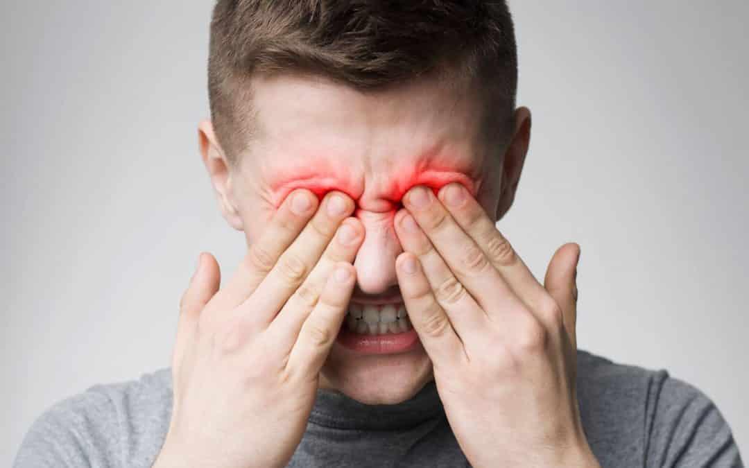 Pinchazos en el ojo: ¿por qué los siento?