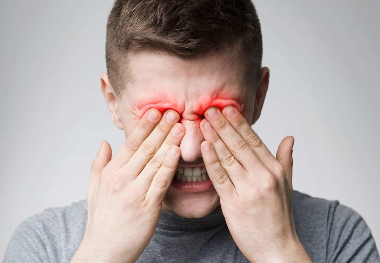 pinchazos en el ojo