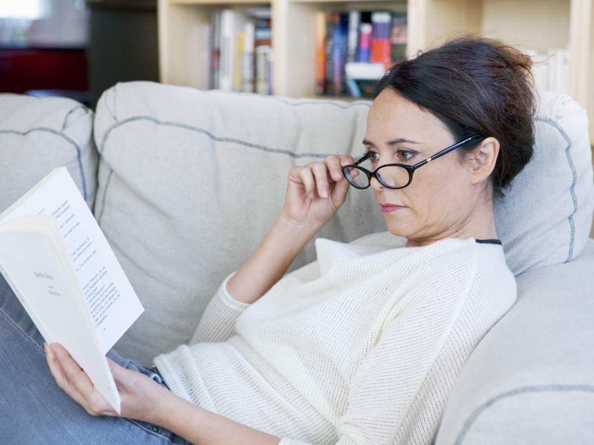 Presbiopia ou visão cansada