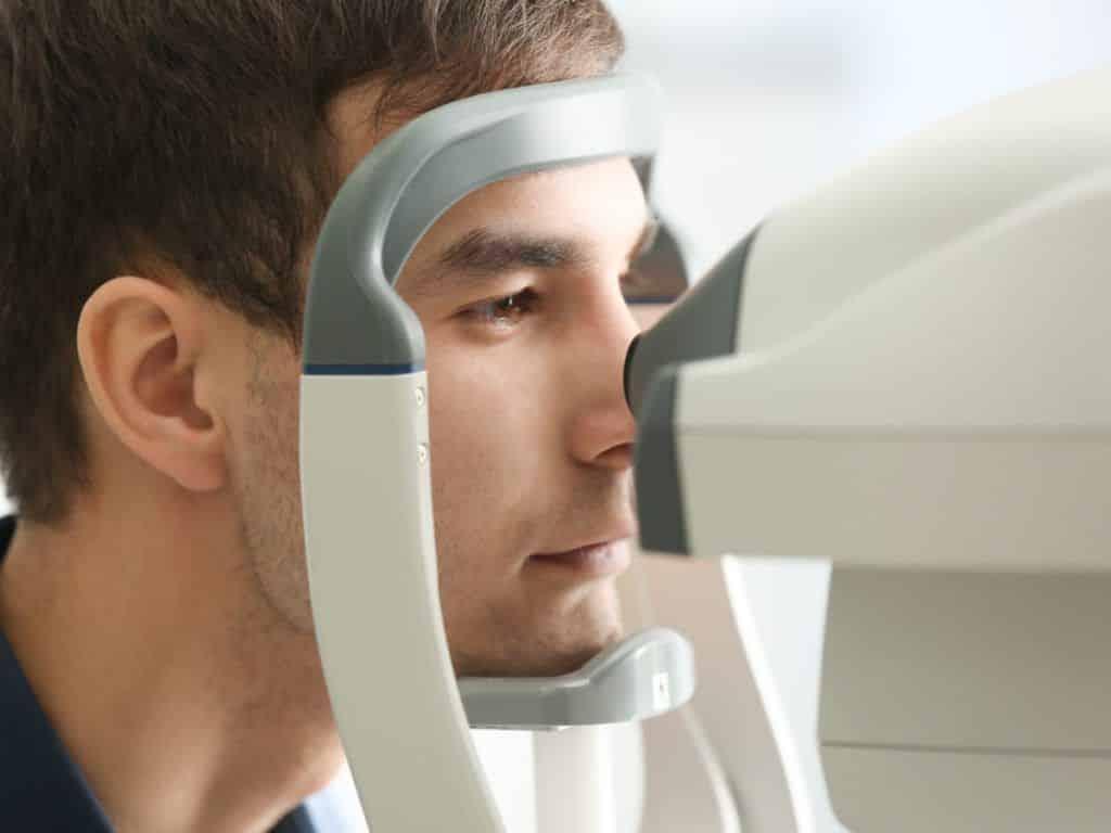 presion intraocular