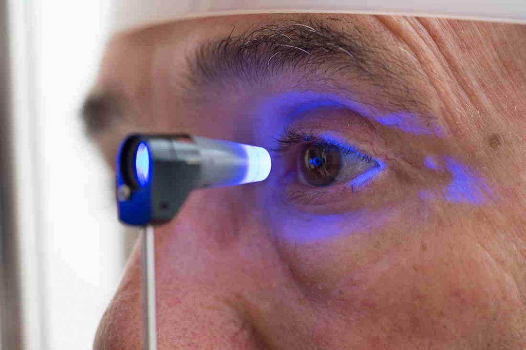 presion intraocular y glaucoma