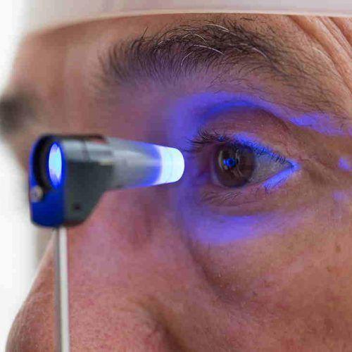 Presión intraocular y glaucoma