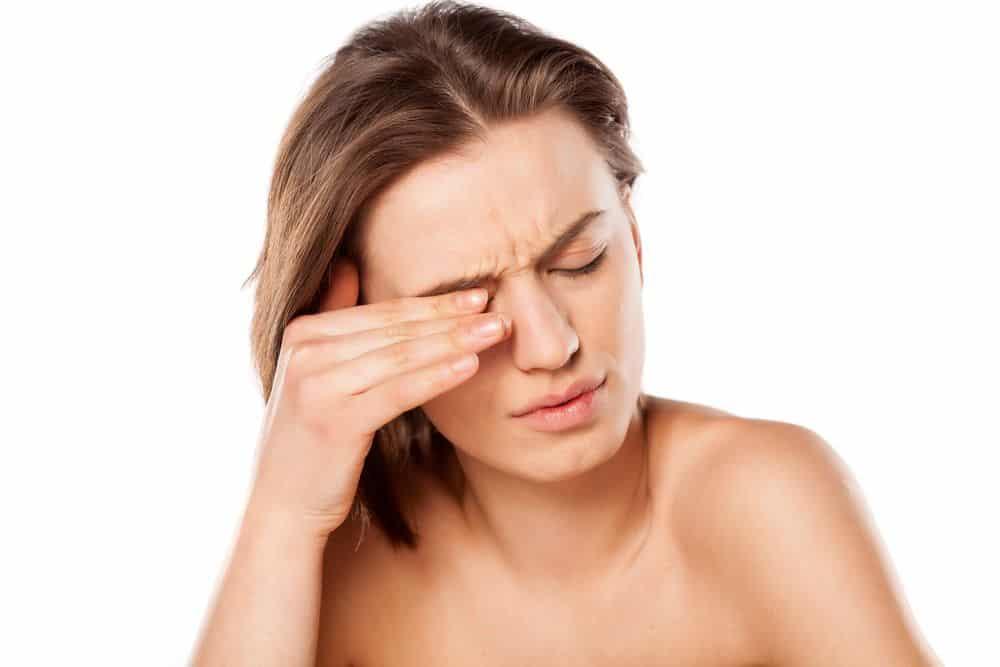 Qué es la enfermedad de los ojos saltones