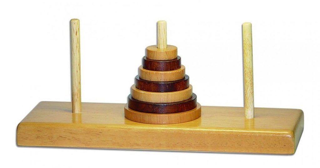 test torre de hanoi
