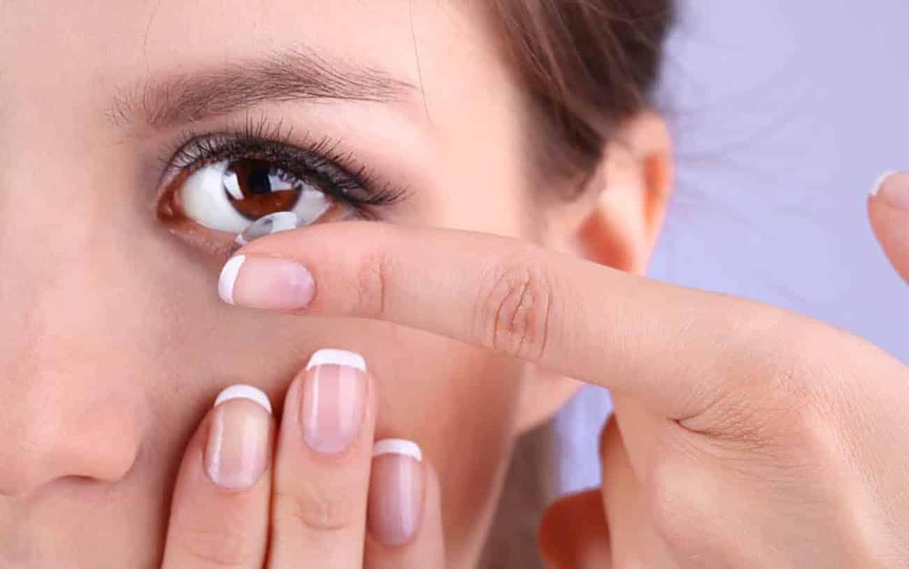 tipos de lentes de contacto lentillas
