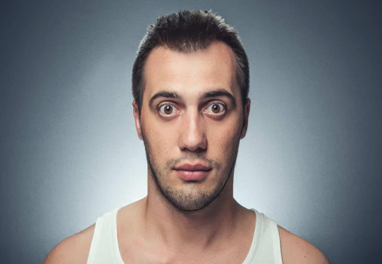 tiroides ojos