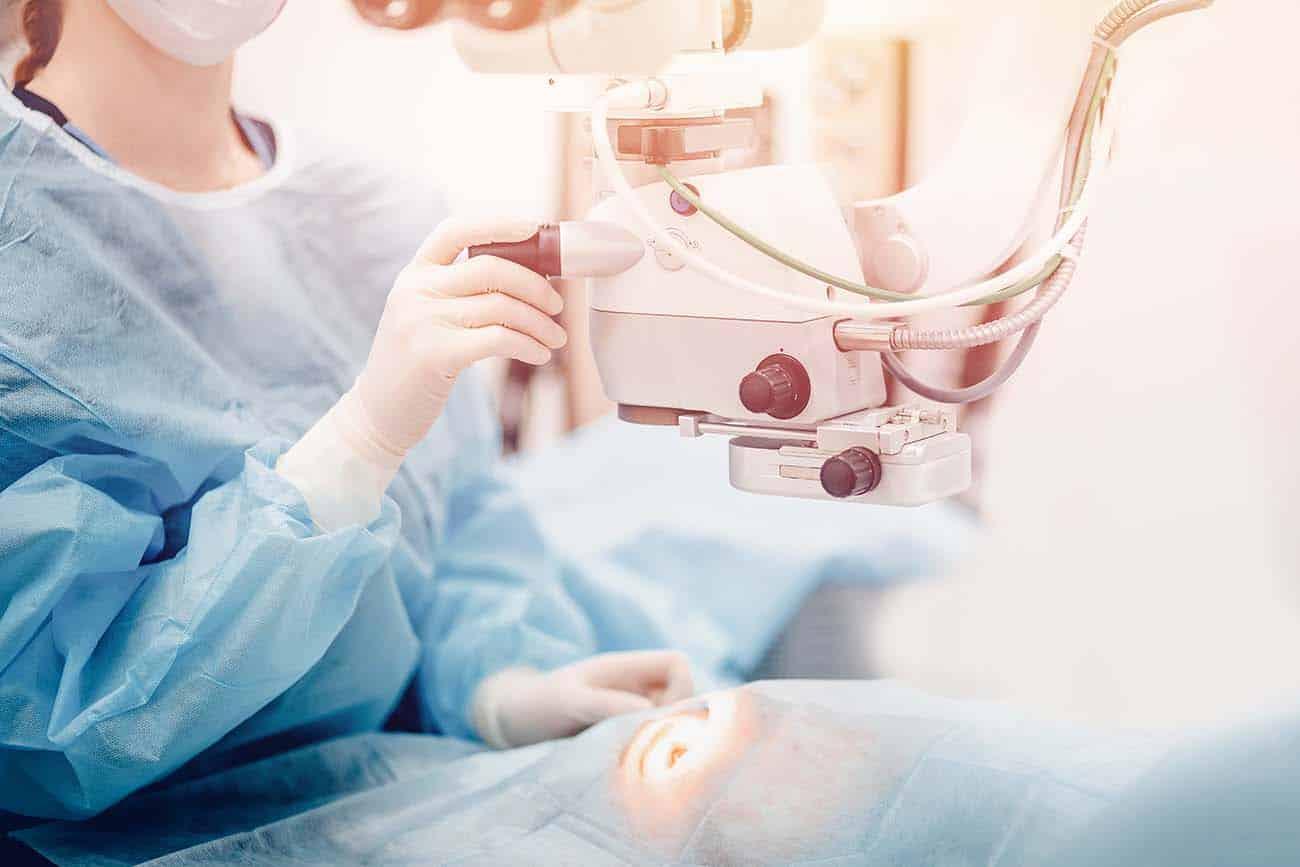 trabeculectomia que es