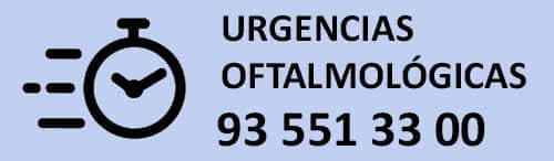 urgências oftalmologicas