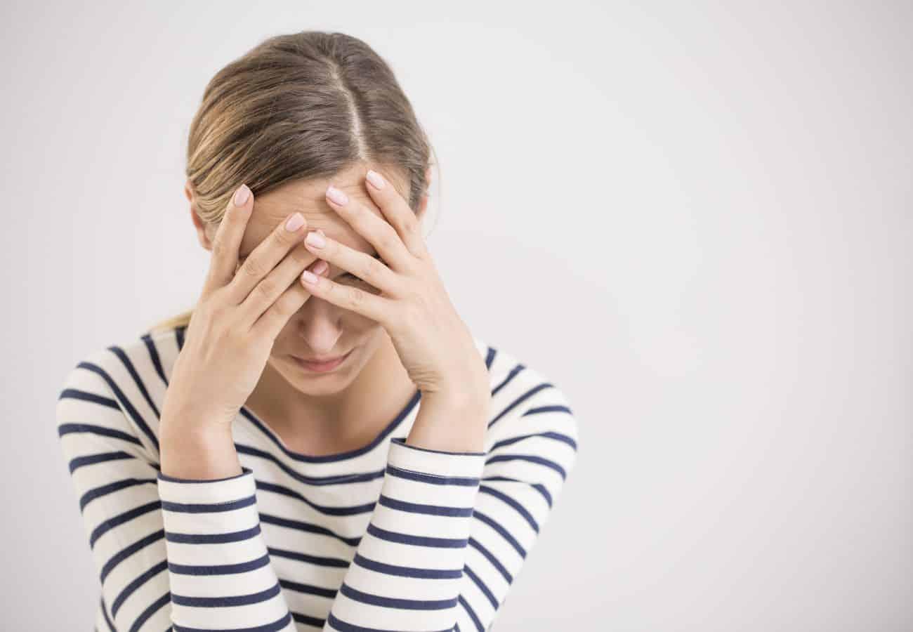 visión borrosa ansiedad